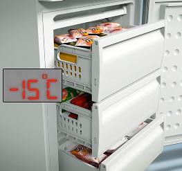 Freezer Guard Technology