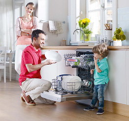 Time Saving Dishwashers
