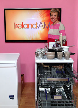 Ireland AM & Bekos Household Challenge with Aggie McKenzie