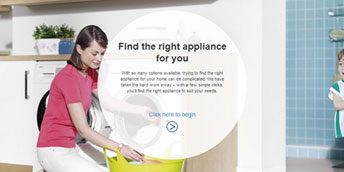 New Beko Appliance Finder Helps Consumers Find The Perfect Product In Just A Few Clicks