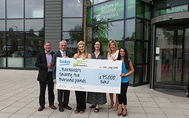 Beko helps brighten families' lives with £75,000 donation to Barnardo's