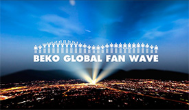 Put your hands in the air, we're launching our FC Barcelona Global Fan Wave