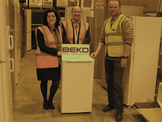 Beko helps the homeless this Christmas