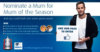 Beko kicks off search to find Mum Of The Season