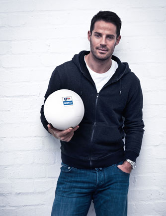 Jamie Redknapp Announced as Face of Beko's FA Cup Activity