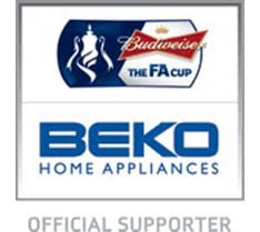 Beko Announced as Official Supporter of the FA Cup