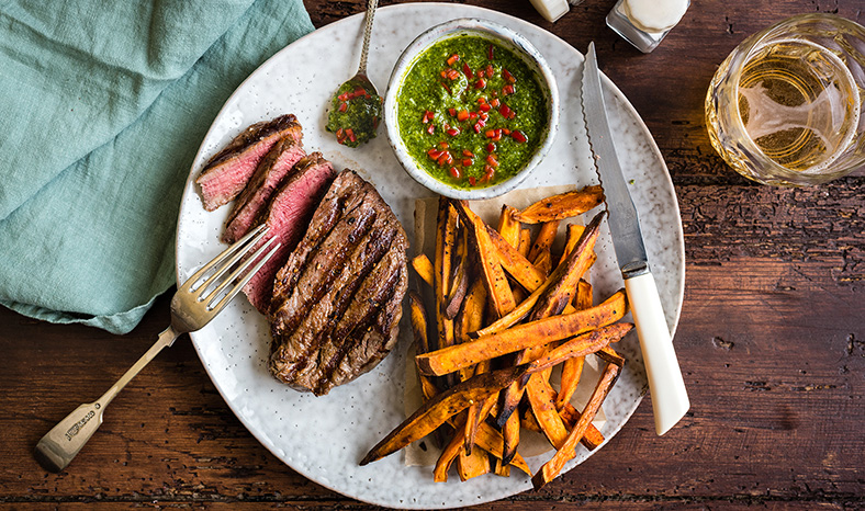 healthy-steak-and-chips