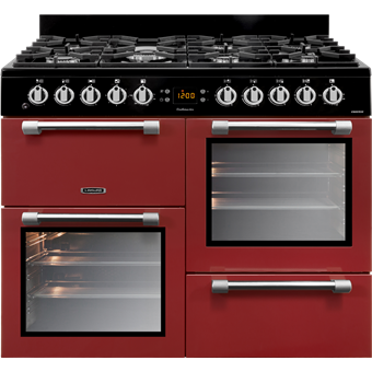 Leisure Cookmaster 100cm CK100F232R Red Cooker