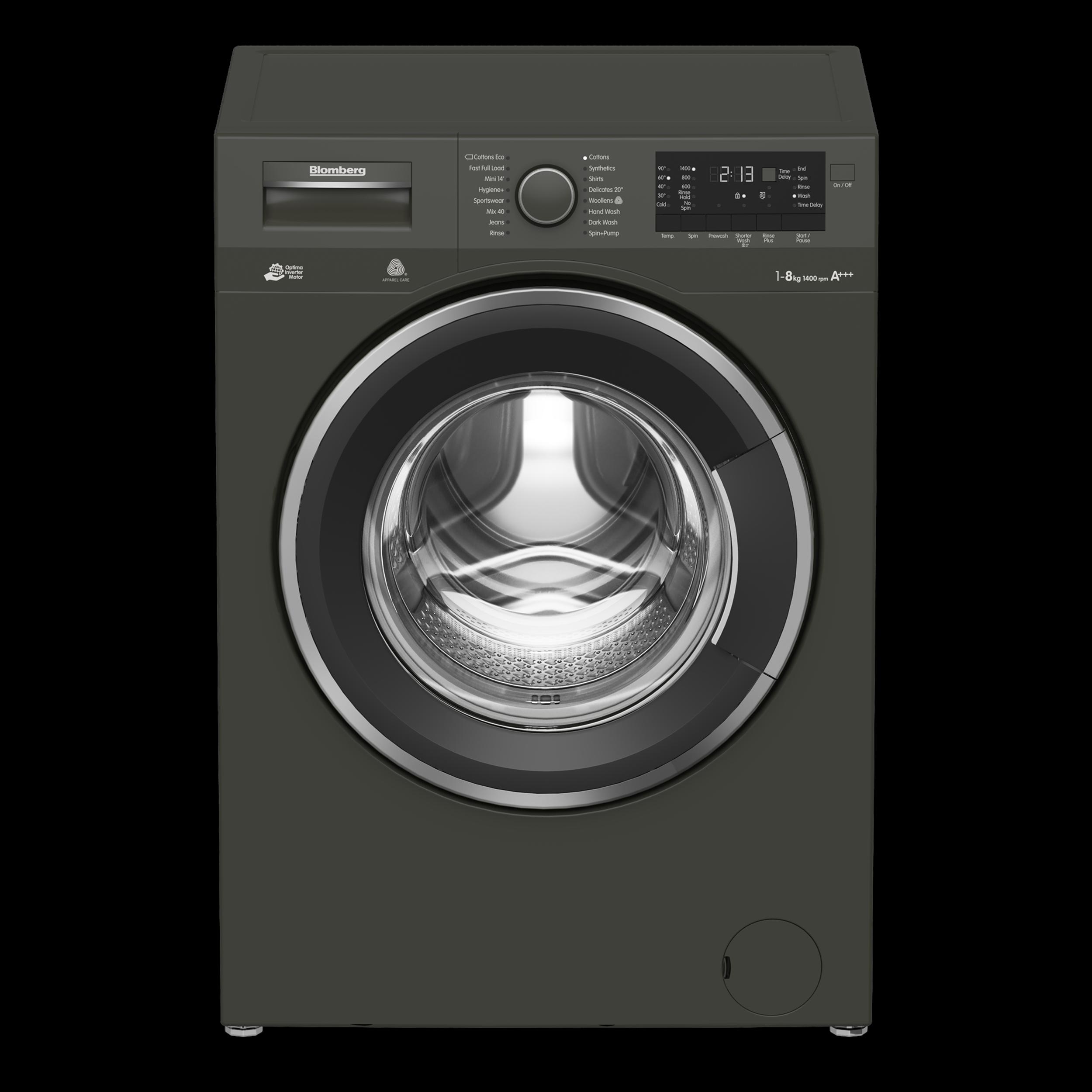 LWF284421 8kg 1400rpm Washing Machine with Fast Full Load ... on Washing Machine  id=23063