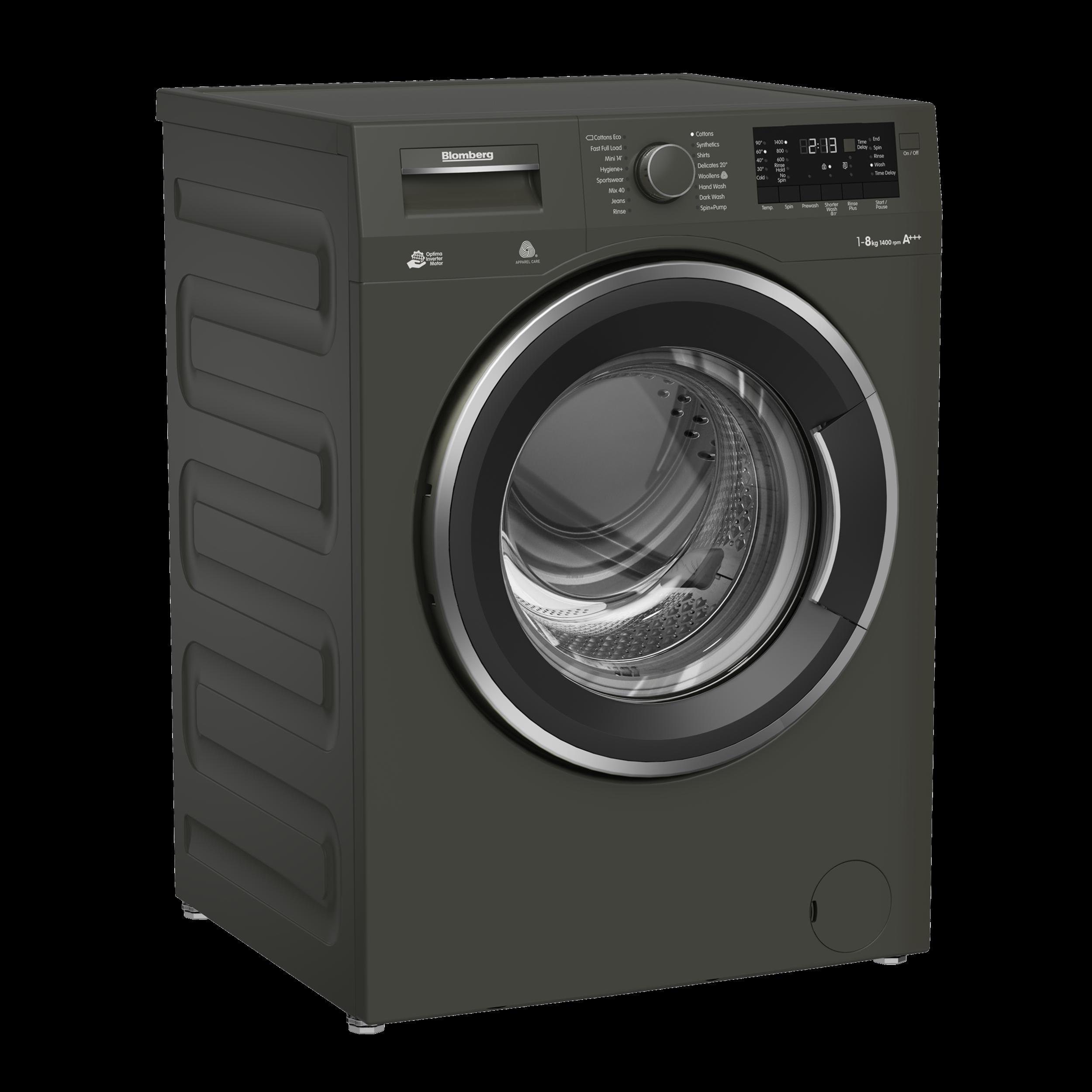 LWF284421 8kg 1400rpm Washing Machine with Fast Full Load ... on Washing Machine  id=39134