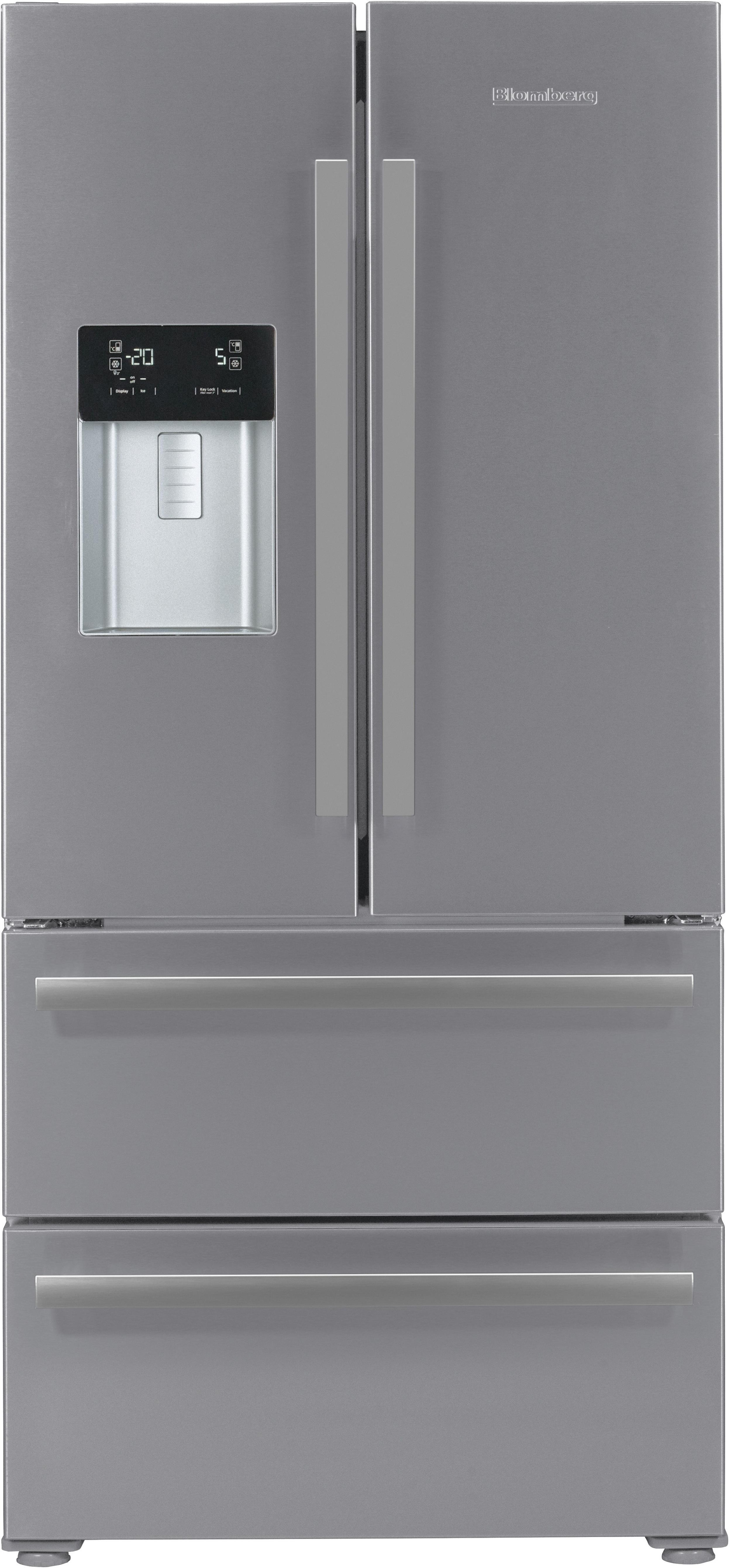 Kfd4952xd Innovative Two Door Two Drawer Fridge Freezer
