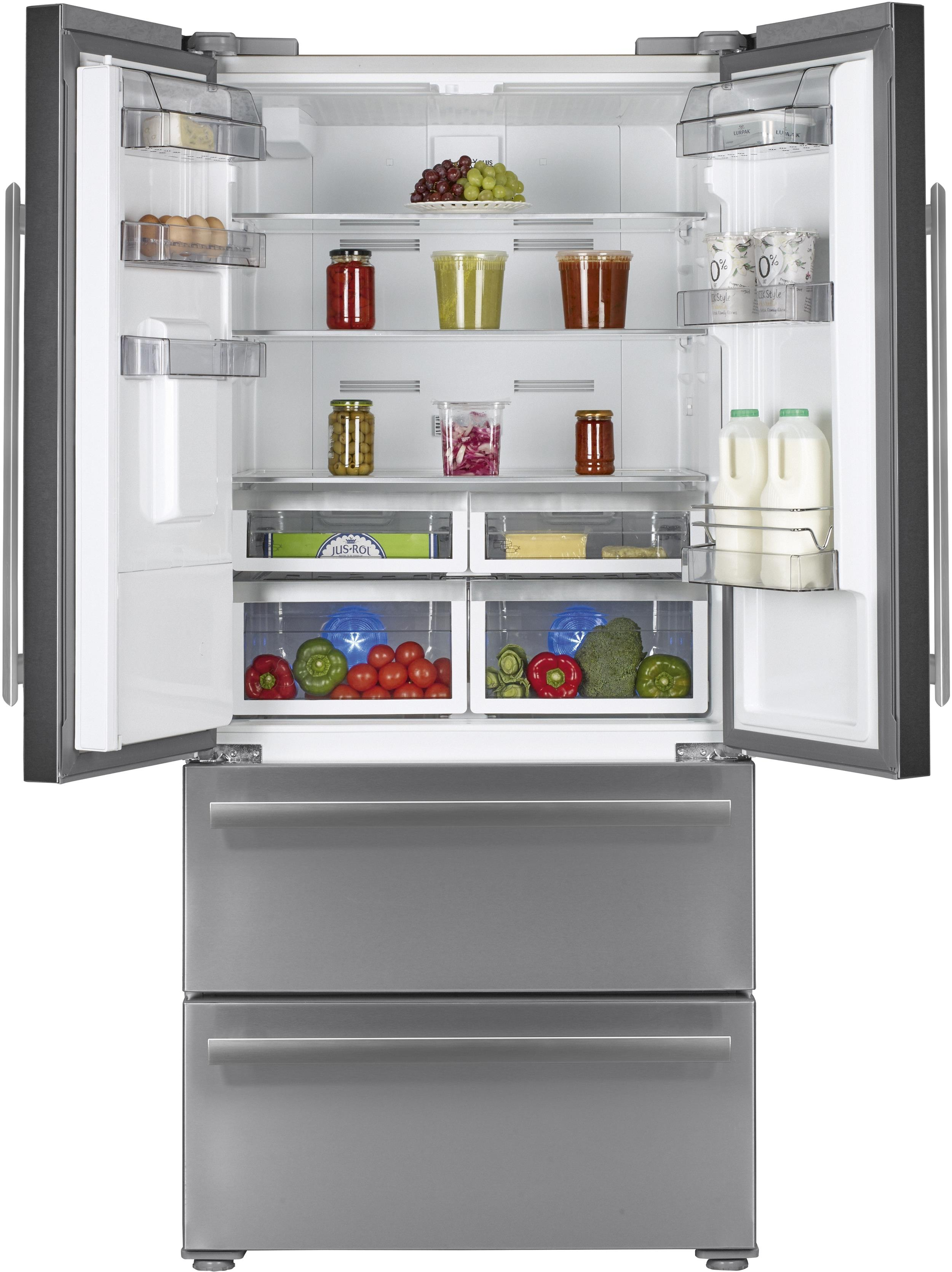 Kfd4952xd Innovative Two Door Two Drawer Fridge Freezer