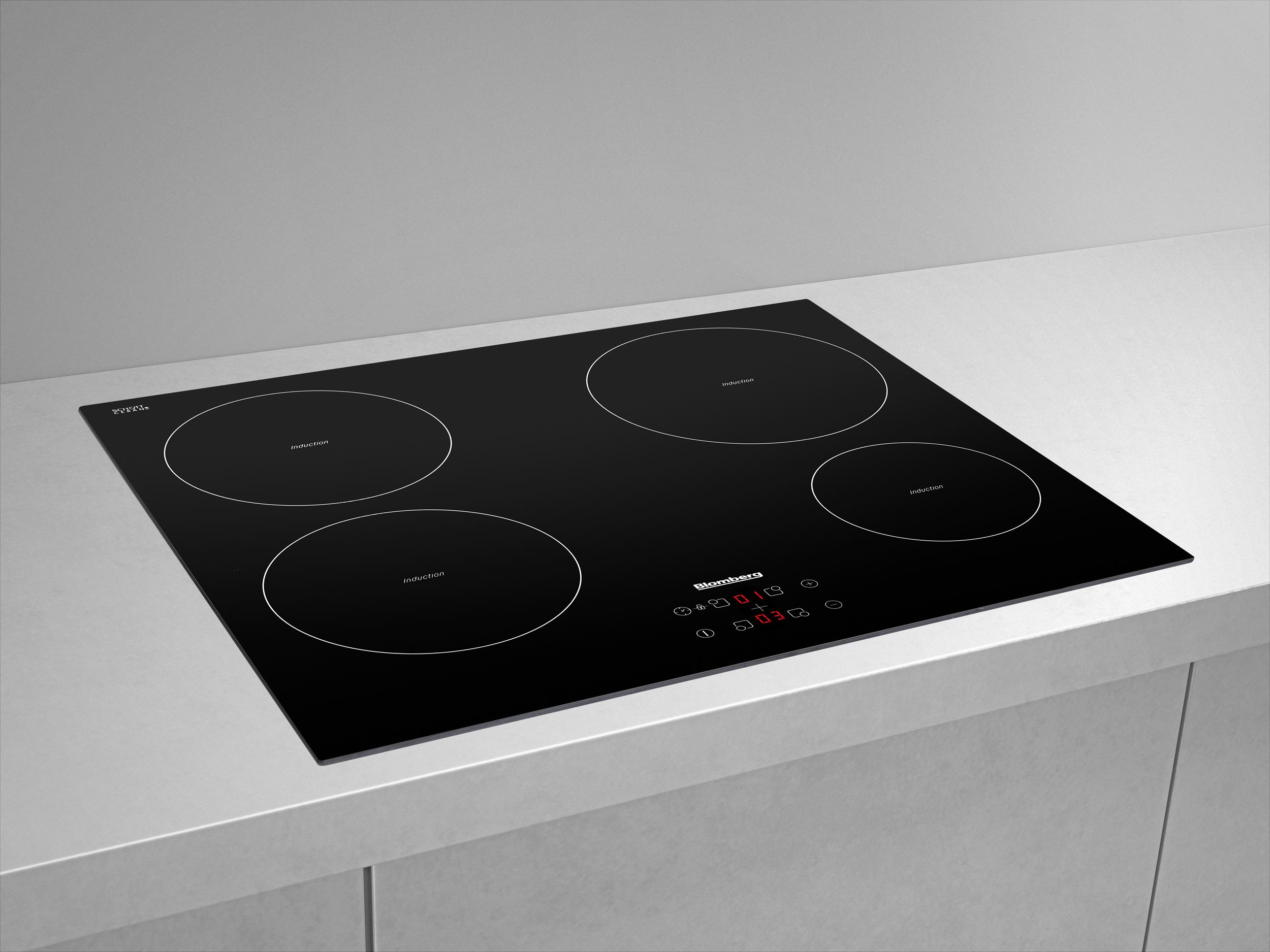 Min54306n 60cm Touch Control Induction Hob