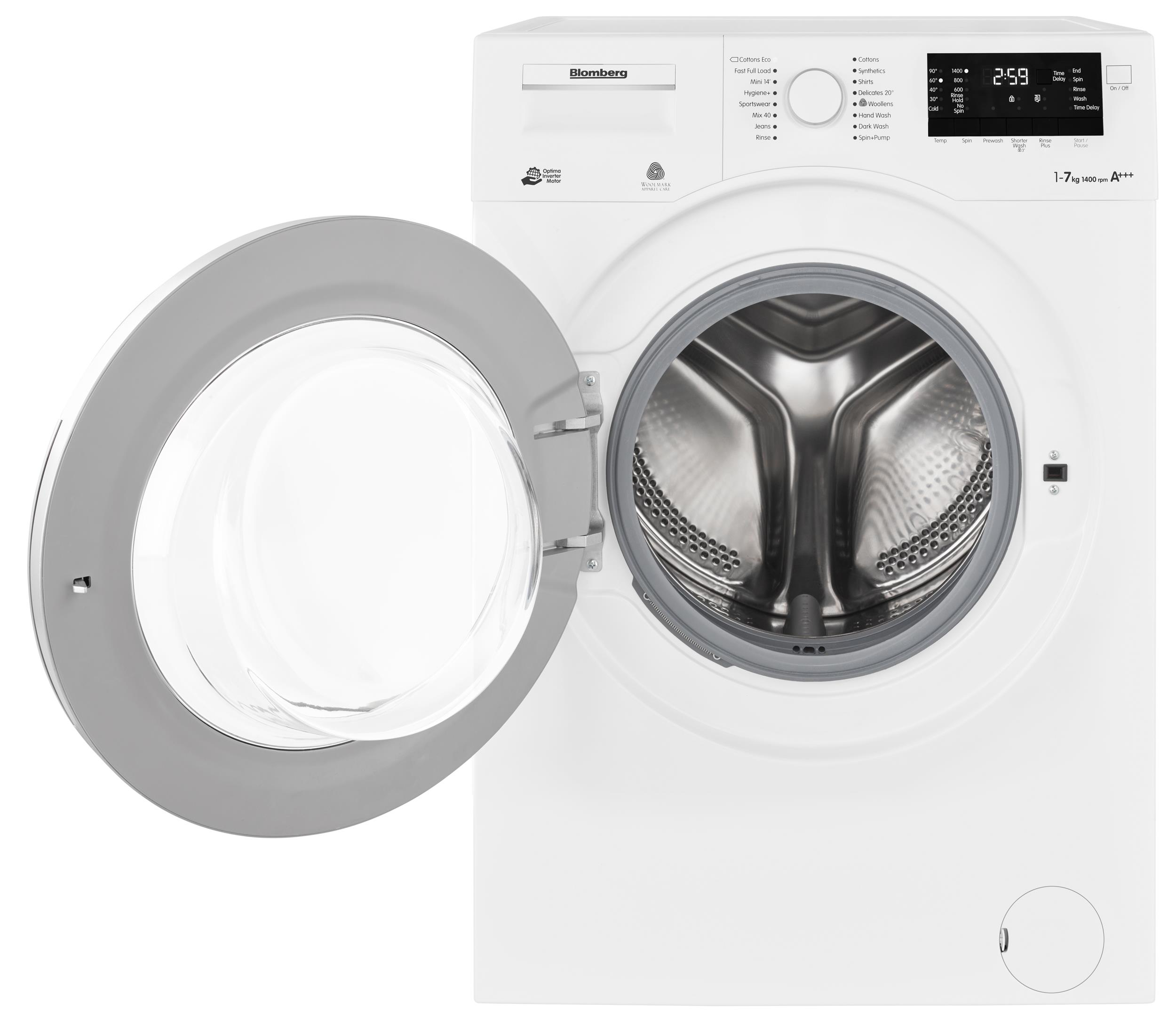 LWF27441 7kg 1400rpm Washing Machine with A+++ Energy Rating