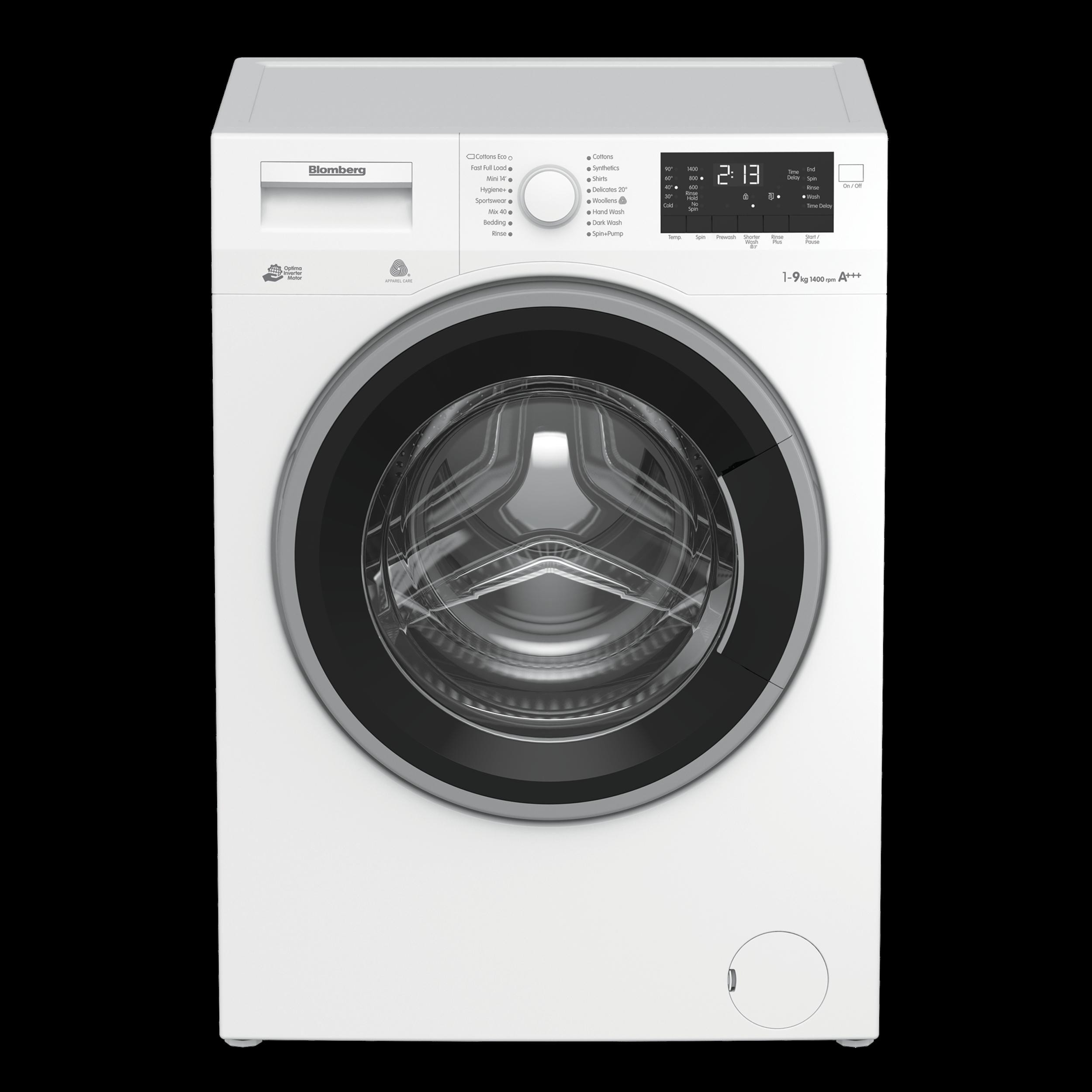 LWF294411 9kg 1400rpm Washing Machine with Fast Full Load ... on Washing Machine  id=11870