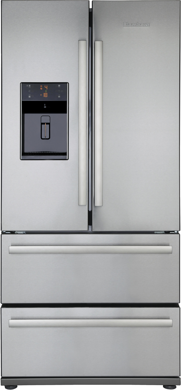 kfd9952pxd american style four door fridge freezer rh blomberguk com blomberg dishwasher manual Blomberg Dishwasher Ratings