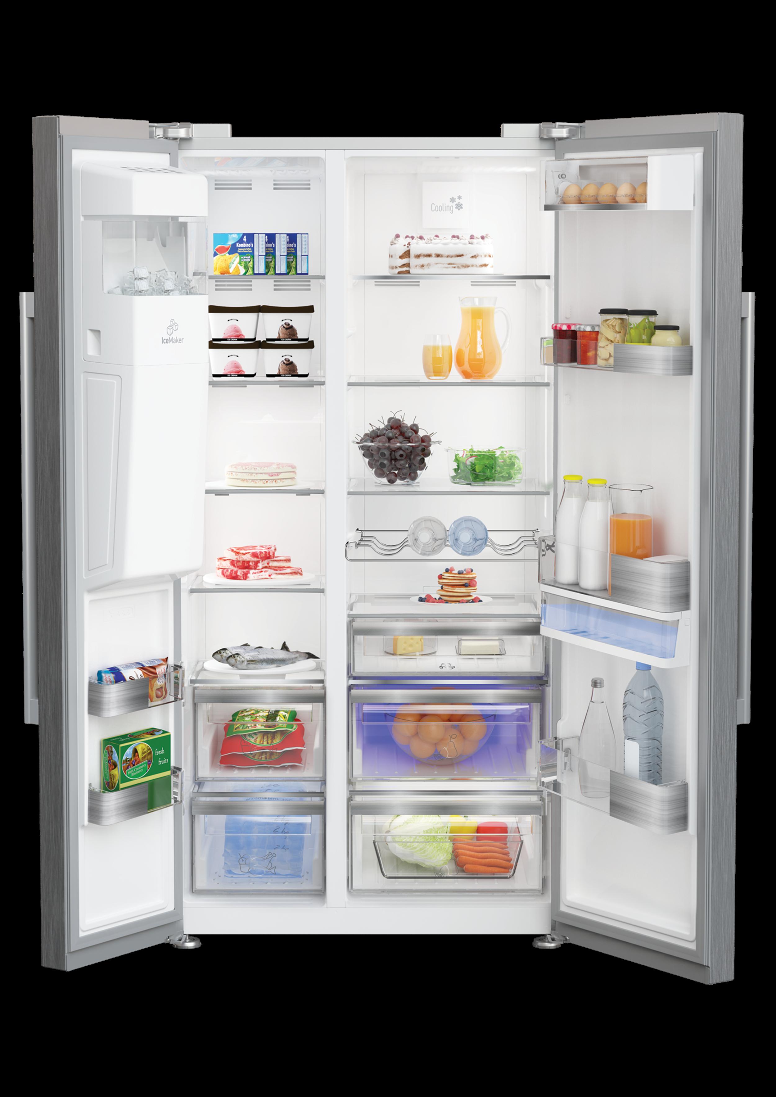 Dispenser American Fridge Freezer Kwd253