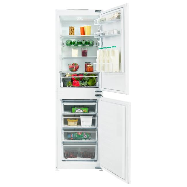 KNM4561i Integrated 50:50 Frost Free Combi Fridge Freezer