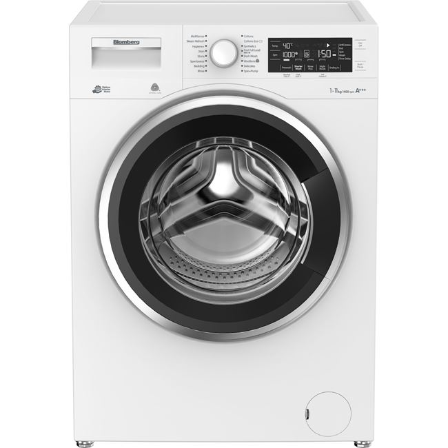 LWF411452A 11kg 1400rpm Washing Machine Steam Refresh
