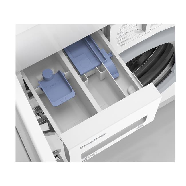 lwi28441 integrated 8kg 1400rpm washing machine with a. Black Bedroom Furniture Sets. Home Design Ideas
