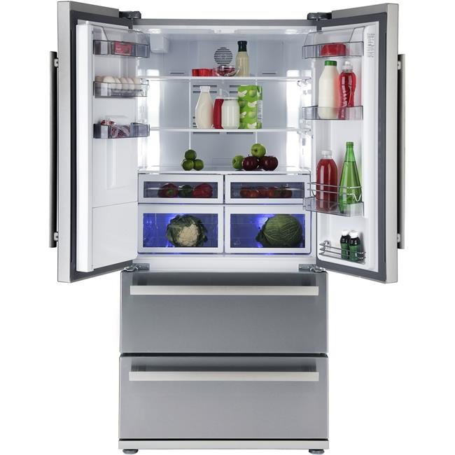 Kfd9952pxd American Style Four Door Fridge Freezer