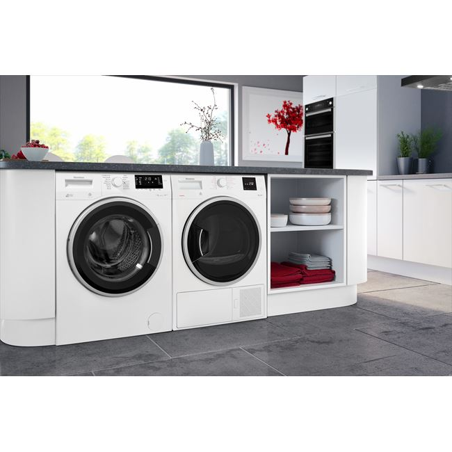 Lwf28441 8kg 1400rpm Washing Machine With A Energy Rating