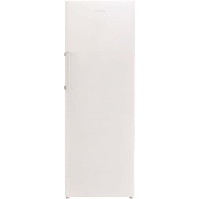 SOM9673P Large Capacity Tall Larder Fridge with Chiller Compartment