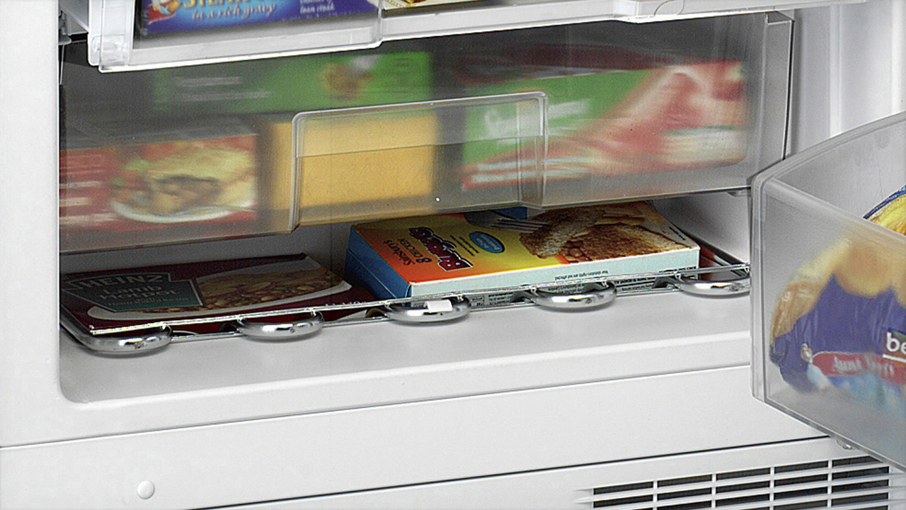 Concealed Storage Compartment