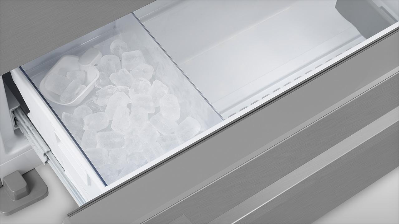 Internal Ice Maker