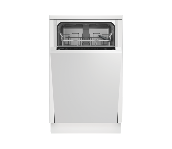 10 Place Setting Slim Line Integrated Dishwasher