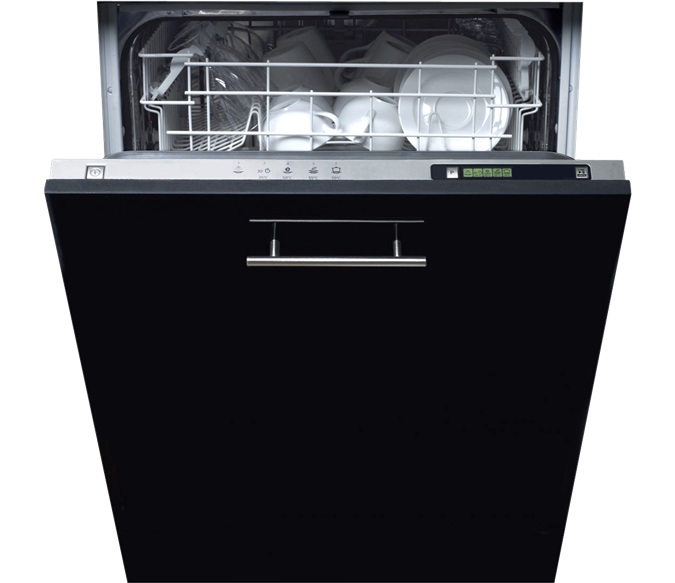 Full Size Integrated Dishwasher