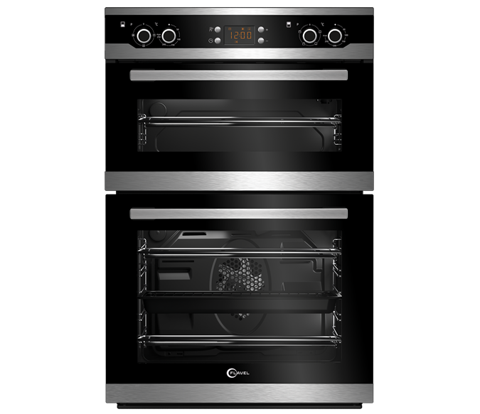 90 cm Built-in Fan Double Oven