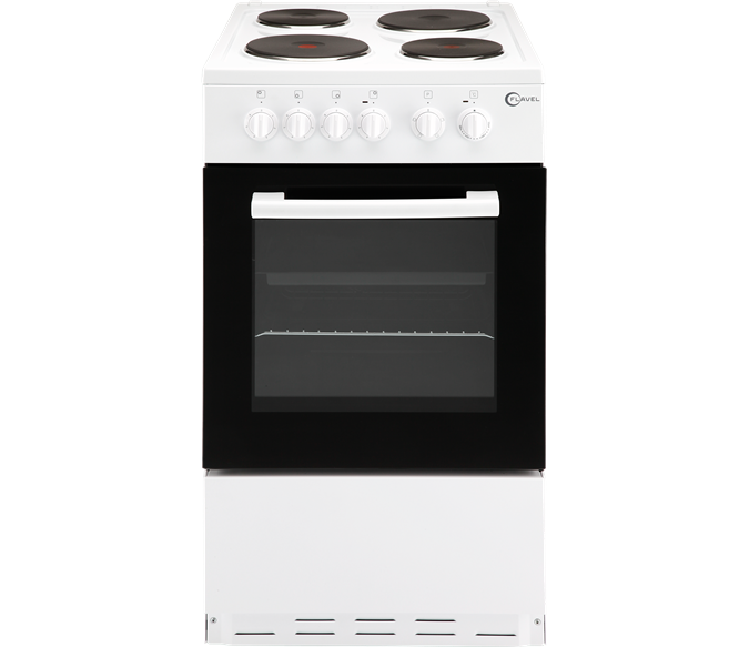 Conventional oven with integrated grill