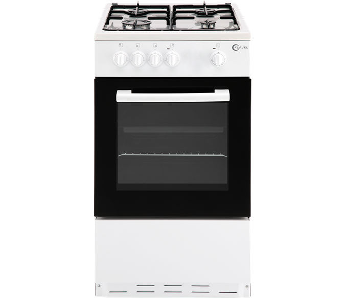 Conventional Gas Main Oven with integrated Gas Grill