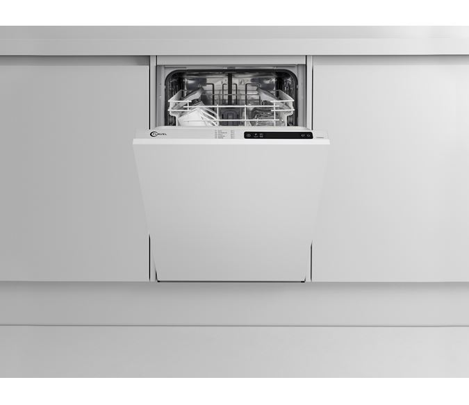 Market Leading 10 Place Setting Slim Line Integrated Dishwasher