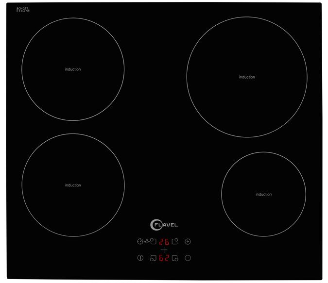 60cm Induction Hob