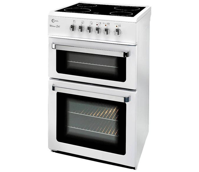 Conventional Static Main Oven with Separate Grill