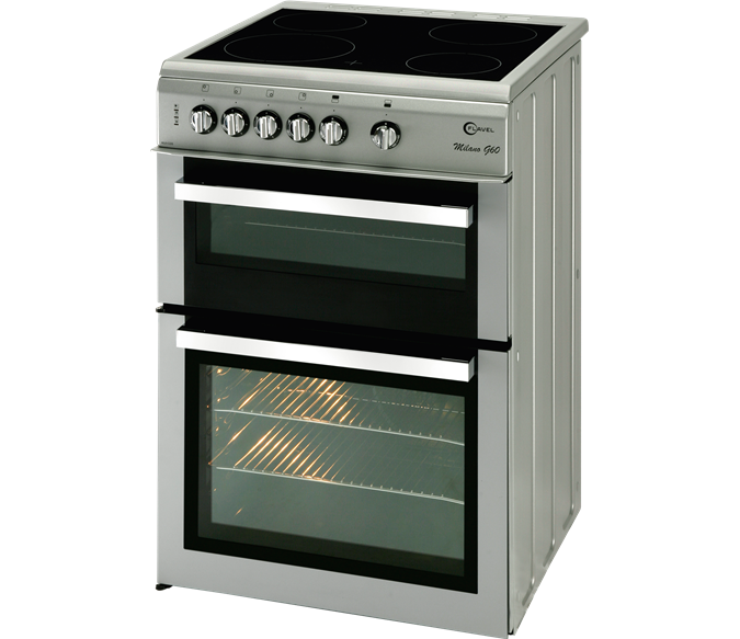 Electric Fan Oven with Separate Grill