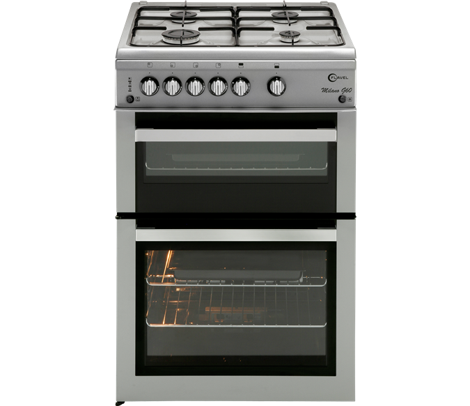 Conventional Gas Main Oven with Separate Gas Grill