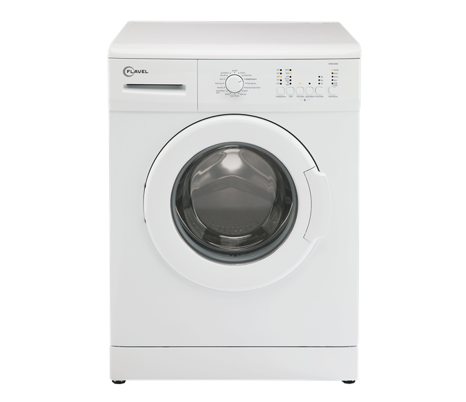 This compact model is rated A+ for energy efficiency, and with a slim depth, it can fit snugly in a small appartment kitchen. Special features include a fast wash option (39 min).