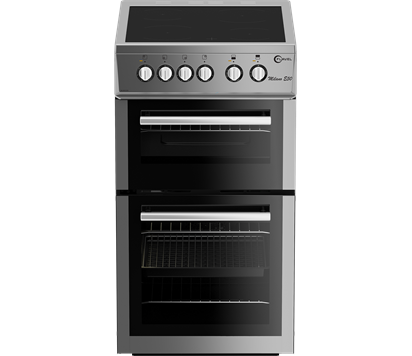 50cm Double Oven Electric Cooker MLB7CD