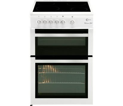 ML61CD 60cm Twin Cavity Electric Cooker
