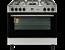 FL95FRXP Stainless Steel