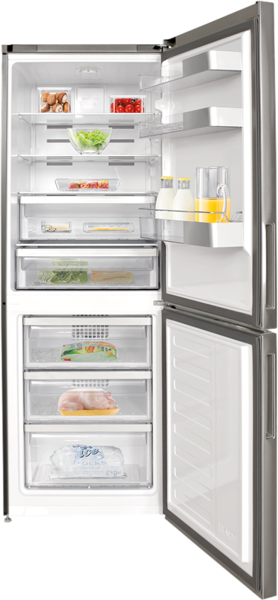 No Frost Combi Fridge Freezer Gkn16715 Grundig Uk