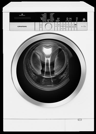 10kg Washing Machine 1400rpm spin speed GWN410460C