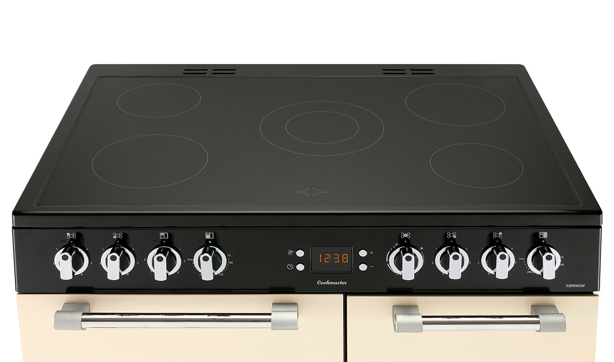Cookmaster Ck90c230 Range Cooker Leisure