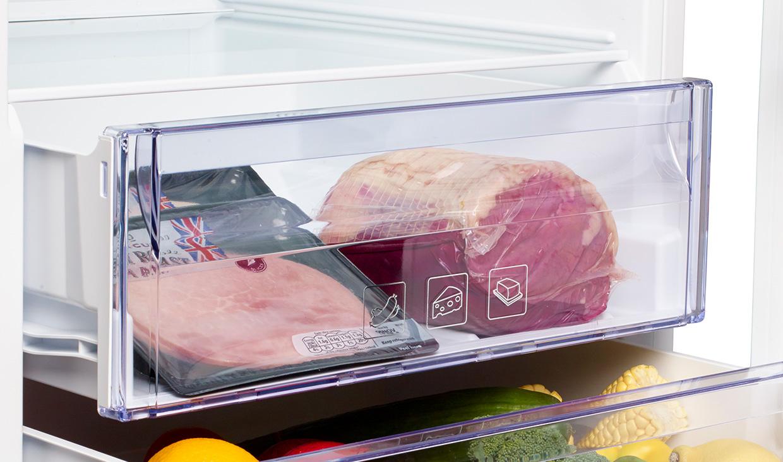 American Style Fridge Freezer With Wine Cooler Lm16251w