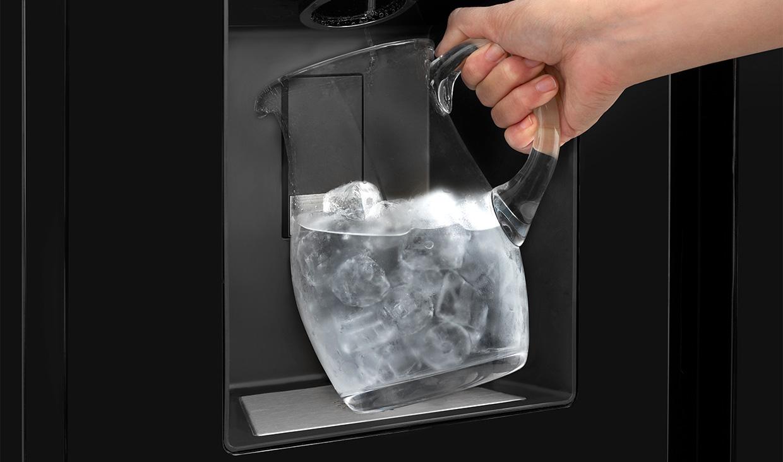 American Style Fridge Freezer Pas241m