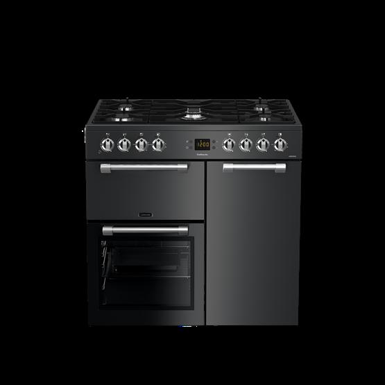 90cm Cookmaster Dual Fuel Range Cooker