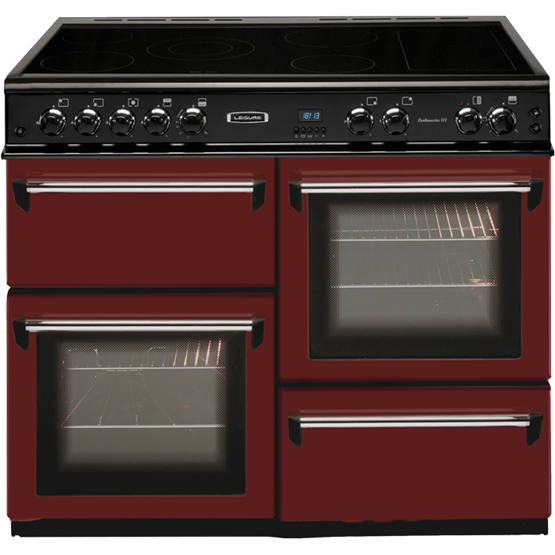 100cm Cookmaster electric range cooker